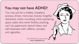 Add,adhd,adult add,adult adhd,add controversy,adhd controversy,attention deficit,benefits,gifts